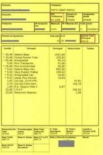 Descargar Formato Nomina Excel Empleada Hogar N 211 Mina